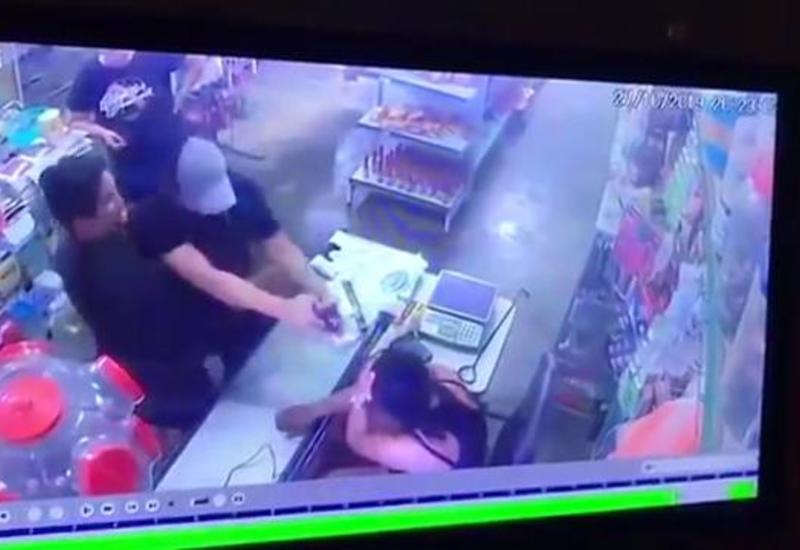 Муж четыре раза пытался выстрелить жене в голову, но случилось чудо