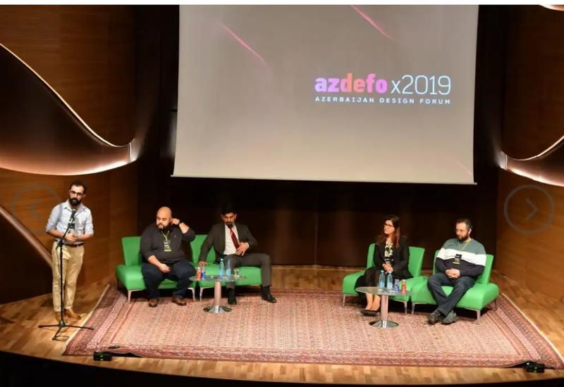 В Центре мугама прошел «Форум азербайджанских дизайнеров - 2019»