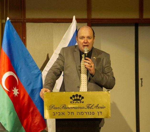 В Тель-Авиве состоялся III съезд международной ассоциации Израиль-Азербайджан «АзИз»