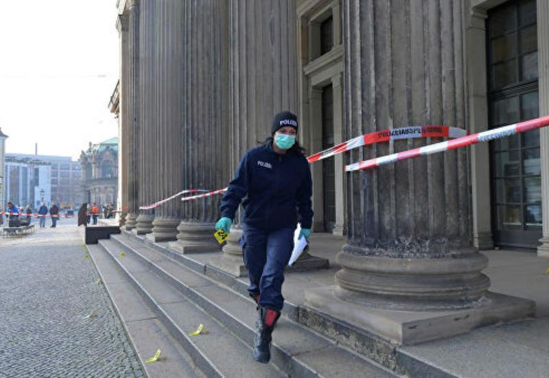 Полиция Германии объявила награду в полмиллиона за данные о дрезденских грабителях