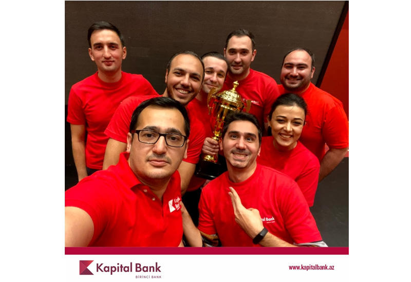 Kapital Bank стал чемпионом (R)