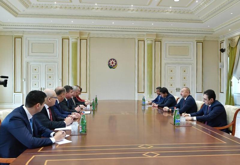 Президент Ильхам Алиев: Первый шаг в урегулировании нагорно-карабахского конфликта - начало деоккупациии признанных на международном уровне территорий Азербайджана