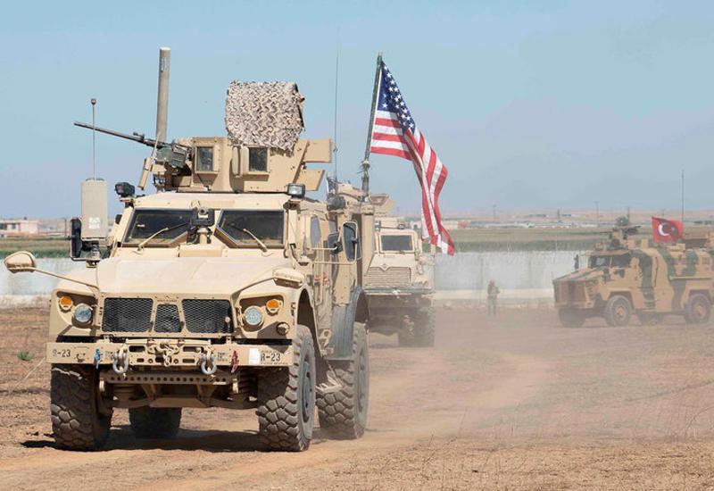 США развернули военную технику в нефтяном районе на севере Сирии