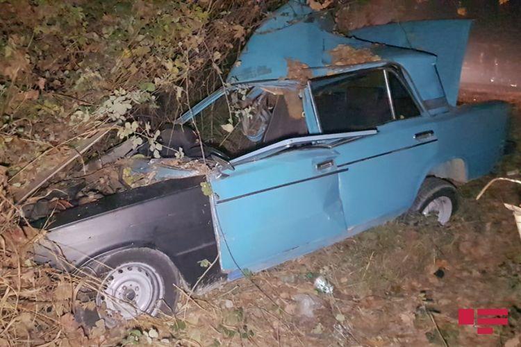 В Гейчае братья на ВАЗе врезались в ГАЗель, один погиб, второй ранен
