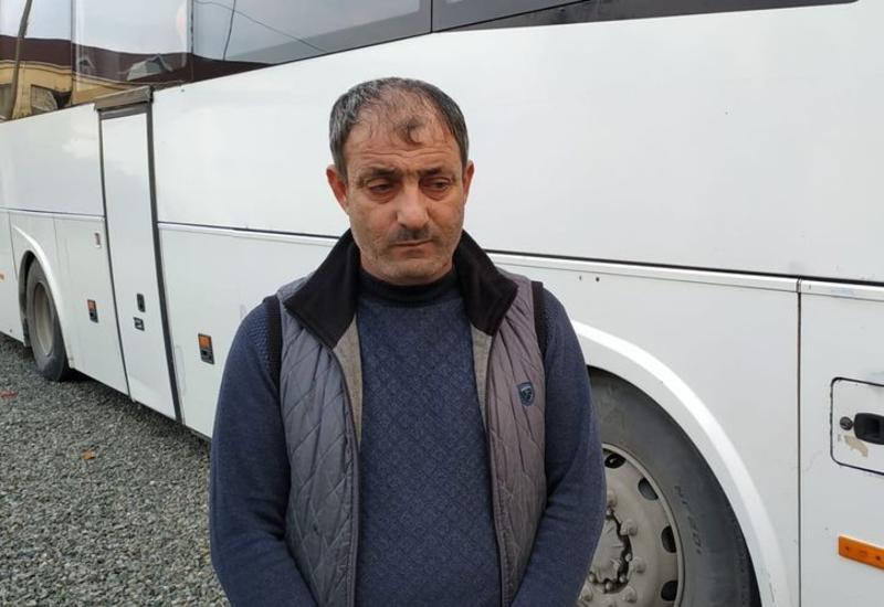 Водитель автобуса Баку-Астара задержан за вождение под воздействием наркотиков