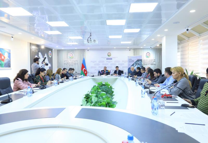 В Азербайджане впервые представлена мобильная версия «Электронного Суда»