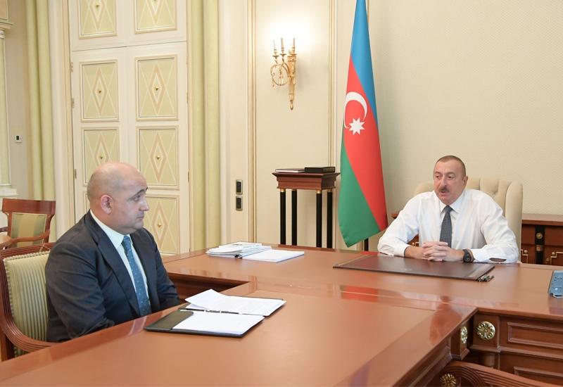 Президент Азербайджана Ильхам Алиев: Средства Государственного нефтяного фонда в большой степени обусловливают общее развитие нашей страны
