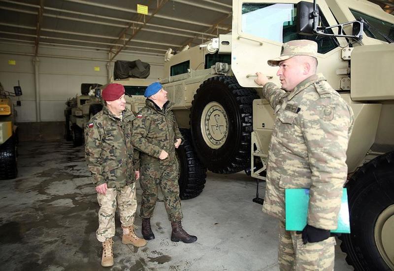 Азербайджан и Польша обсудили военное сотрудничество