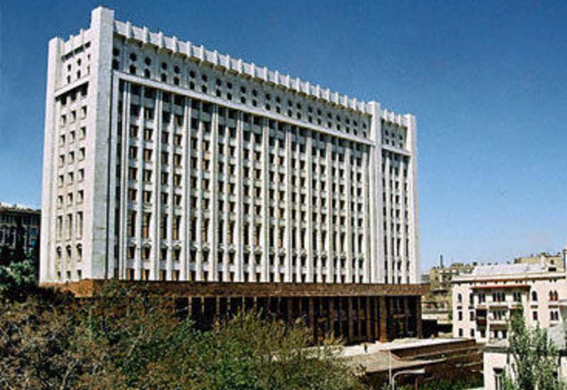 Утверждена новая структура Администрации Президента Азербайджана