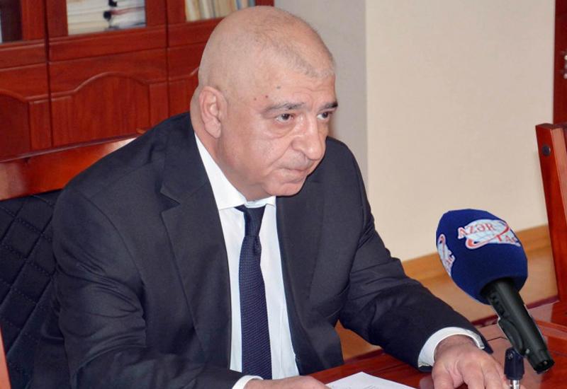 Шахин Алиев назначен завотделом по вопросам правовой экспертизы Администрации Президента Азербайджана