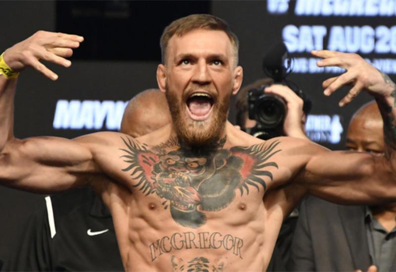 Стало известно, против кого Макгрегор проведет следующий бой в UFC