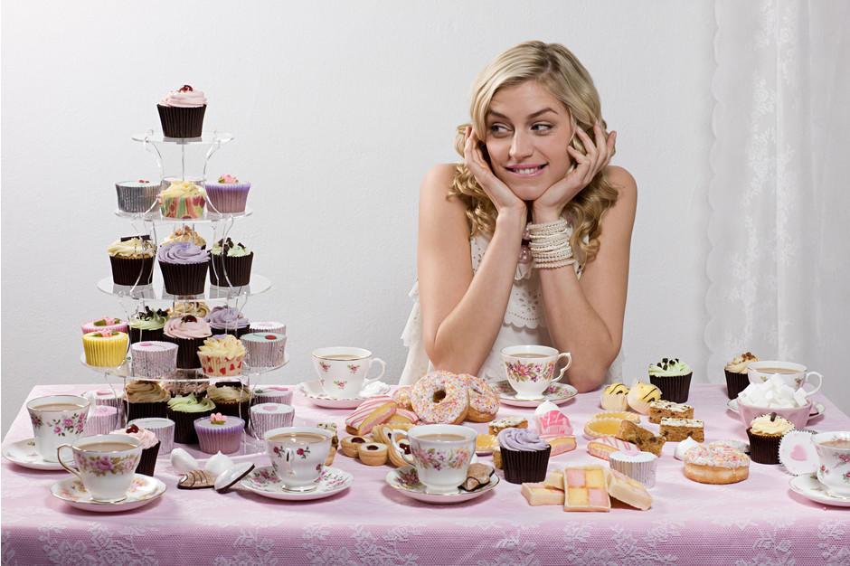 смешные картинки с десертами что можно