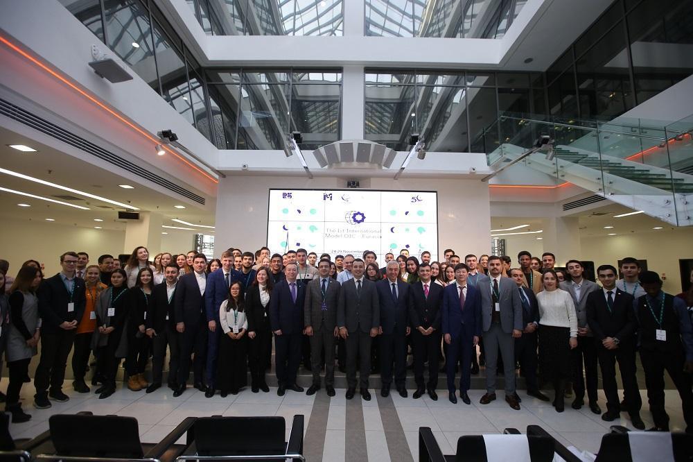 На международной конференции молодые представители 25 стран осудили Армению