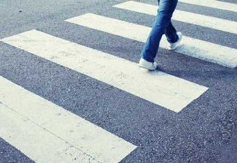 В Баку автомобиль сбил  48-летнюю женщину