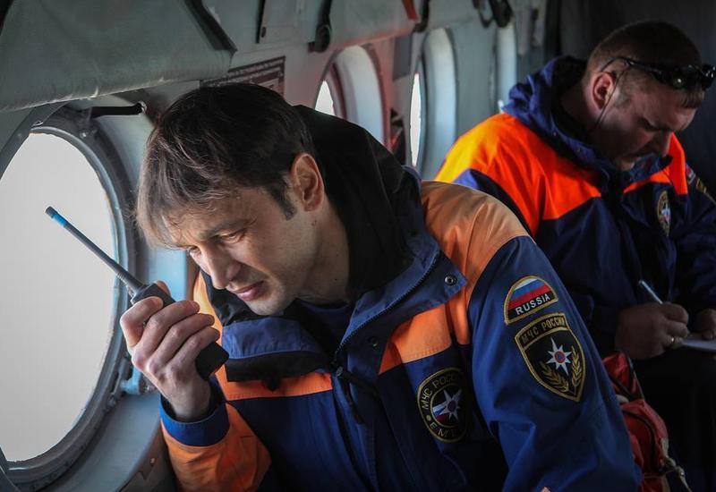 В России разбился вертолет, есть погибший