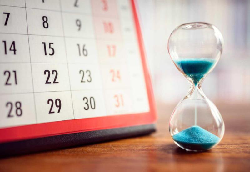 Названы нерабочие дни в декабре в Азербайджане