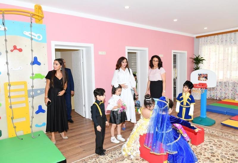 Благодаря Мехрибан Алиевой в Азербайджане созданы прекрасные условия для детей