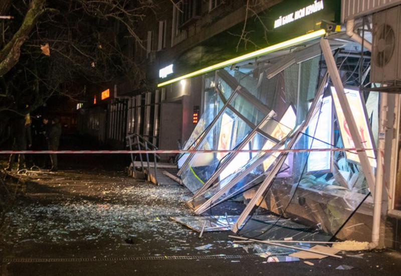В Украине взорвали банк
