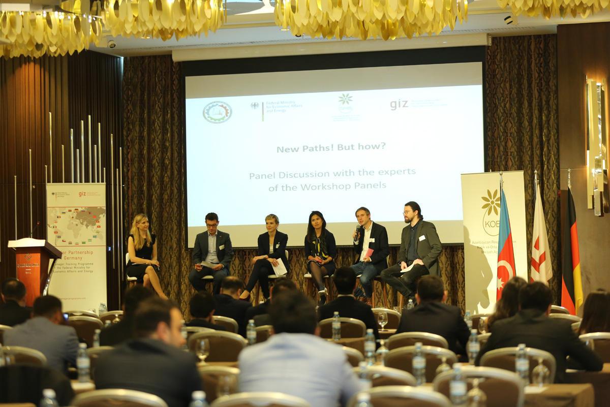 Германо-азербайджанская программа по повышению квалификации менеджеров успешно реализуется вот уже 10 лет