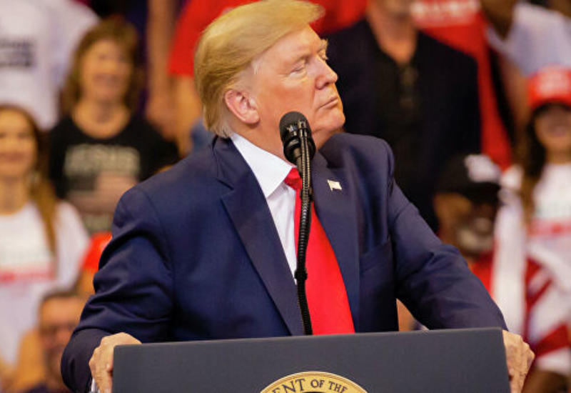 Комитет конгресса США обсудит доклад в рамках импичмента Трампа