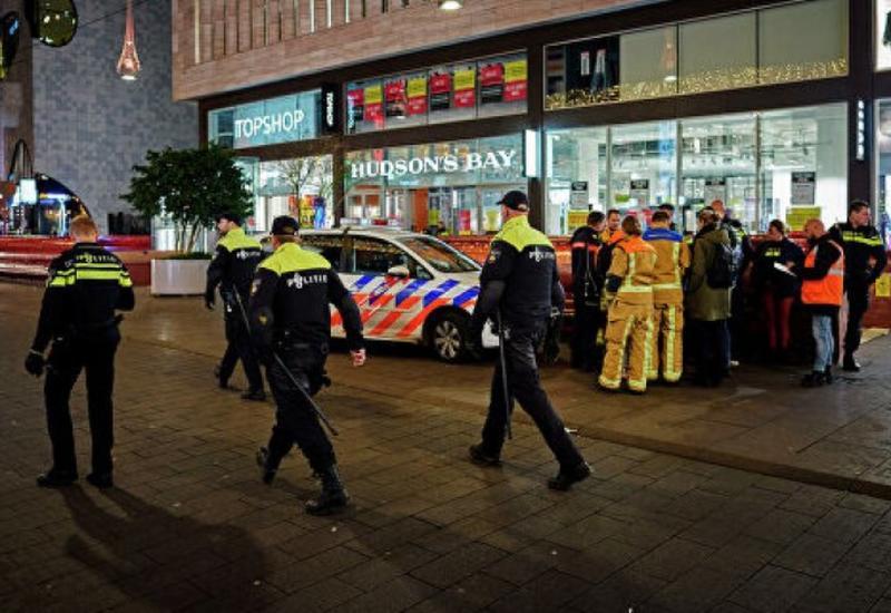 В Гааге задержали подозреваемого в нападении на торговой улице