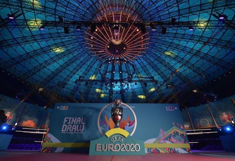 Стало известно время начала матчей ЕВРО-2020 в Баку