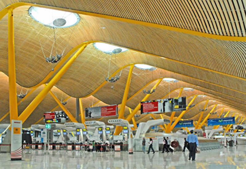 Аэропорт Мадрида изменится ради китайских туристов