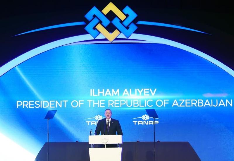 Президент Ильхам Алиев: Экономическая сила в итоге превращается в политическую силу