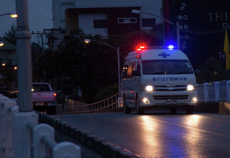 Страшное ДТП в Таиланде, есть раненые