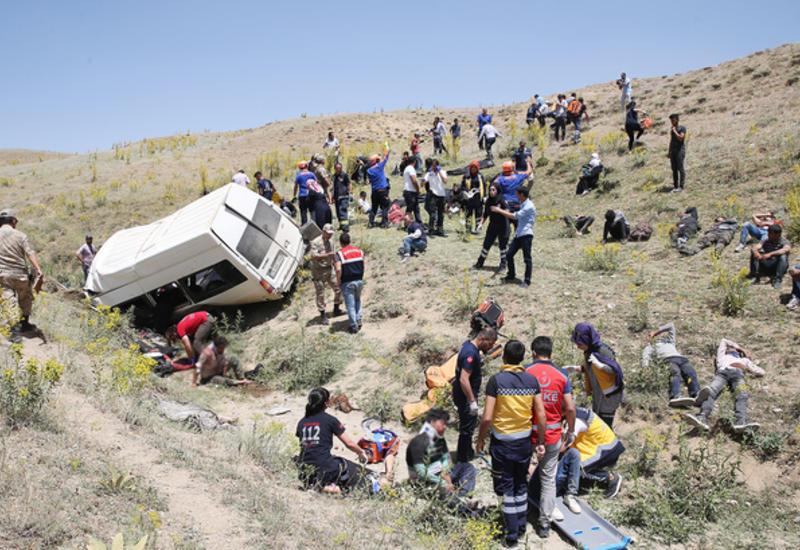 ДТП с туристами в Тунисе: 22 погибших и 21 пострадавший
