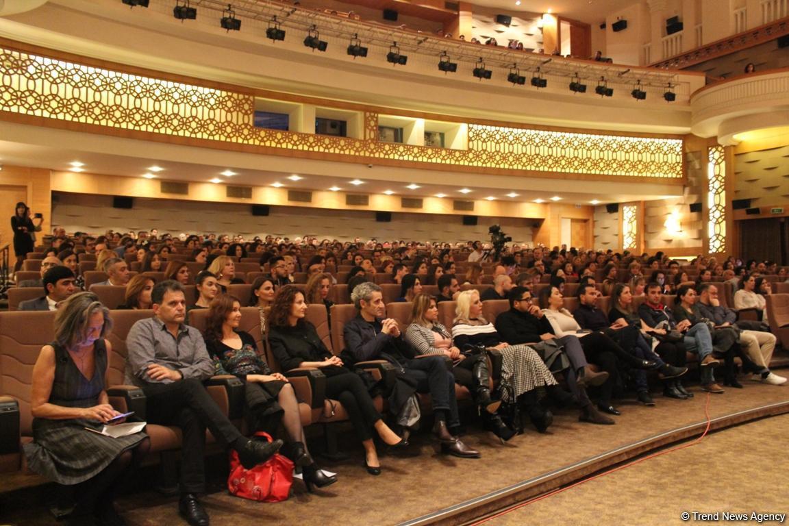 Потрясающее гала-шоу третьего Международного фестиваля танго в Баку