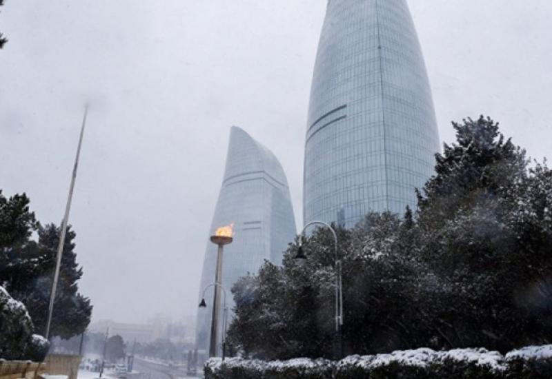 Стало известно, когда в Азербайджан придет зима