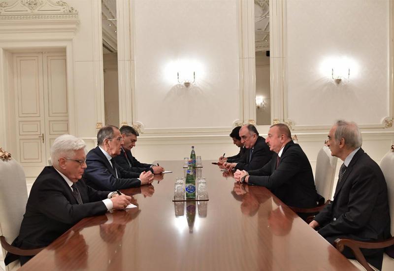 Президент Ильхам Алиев: Азербайджан и Россия продвинулись значительно по многим направлениям, укрепили политическое взаимодействие