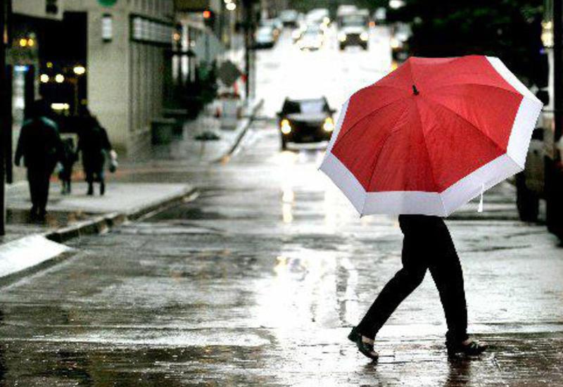 Yağış, güclü külək... - HAVA PROQNOZU