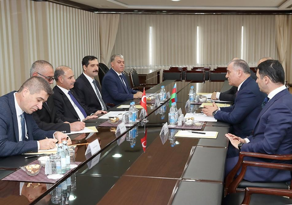 Сотрудничество между Азербайджаном и Турцией в сфере безопасности – важный фактор в надежной защите национальных интересов наших стран