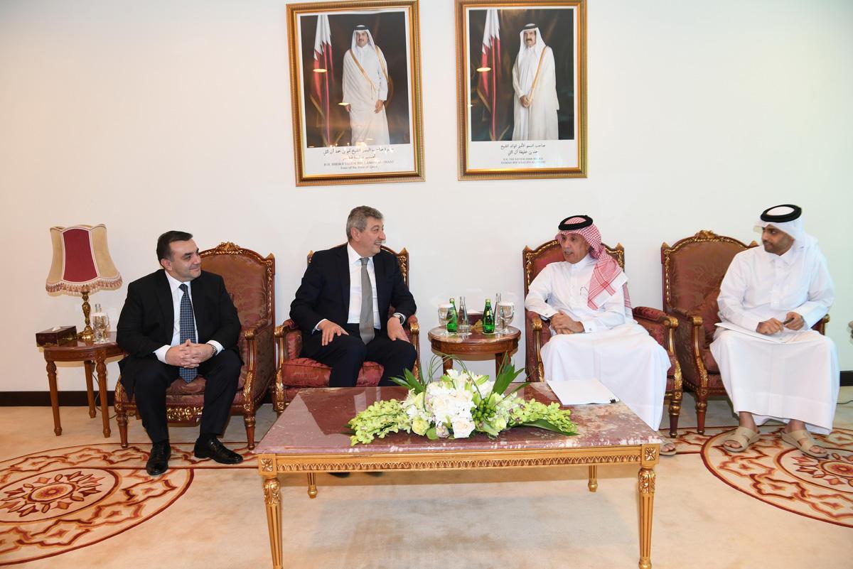 Между Азербайджаном и Катаром прошли первые политические консультации