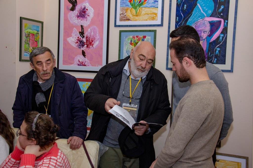 В Баку прошел Международный семинар «Искусство без границ»
