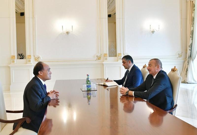 Президент Ильхам Алиев: Азербайджан в настоящее время находится на этапе очень активных реформ