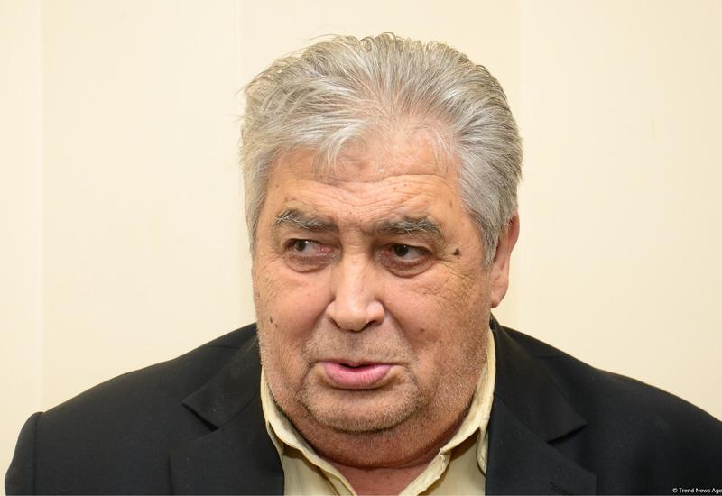 Народный артист Рафаэль Дадашев госпитализирован