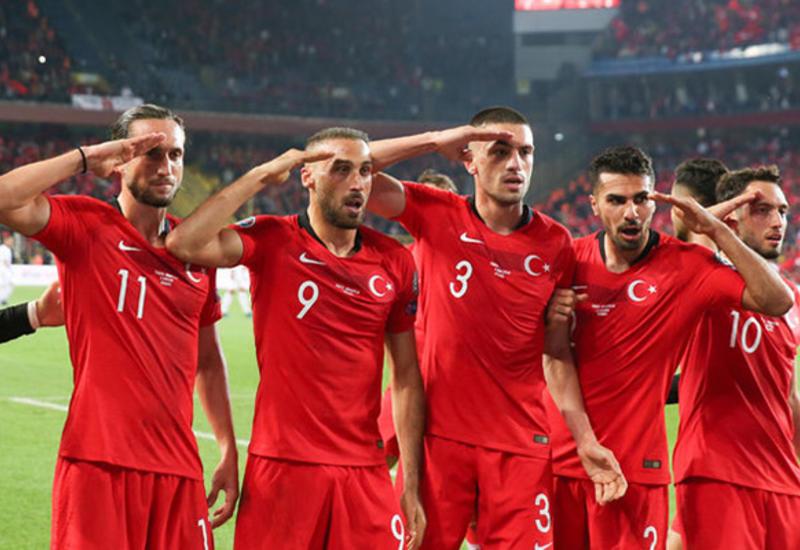 Стали известны цены билетов на матчи сборной Турции в Баку