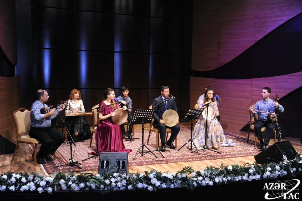 Центр мугама представил очередной концерт в рамках проекта «Вечера мугама»