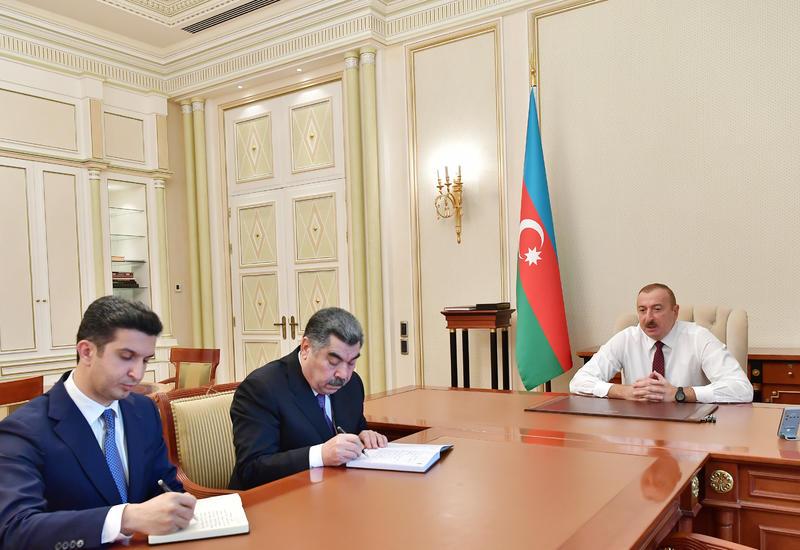 Президент Ильхам Алиев: Кадровые реформы будут продолжены