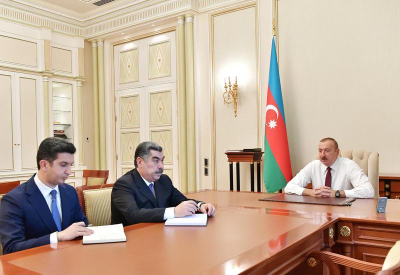 Президент Ильхам Алиев: Абсолютное большинство нашего народа поддерживает и одобряет нашу политику