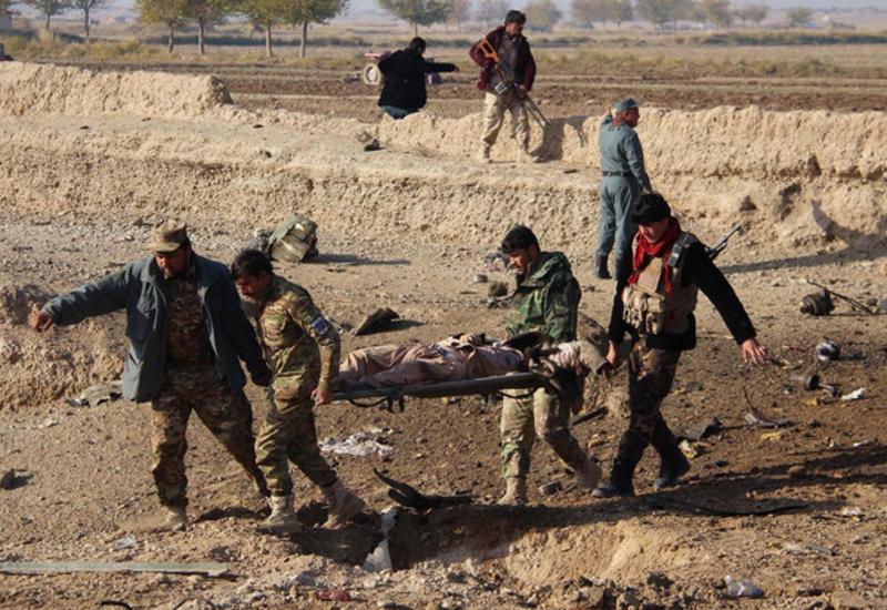 В Афганистане атакован автомобиль медицинских волонтеров, есть жертвы
