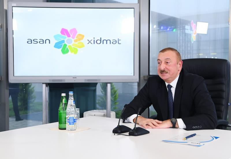 Президент Ильхам Алиев: Мы живем для народа, государство должно защищать народ
