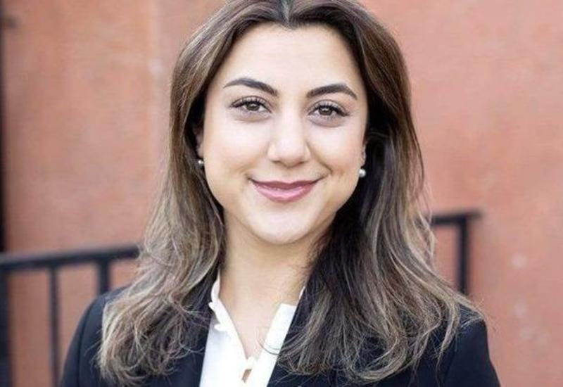 Азербайджанка избрана депутатом в Швеции