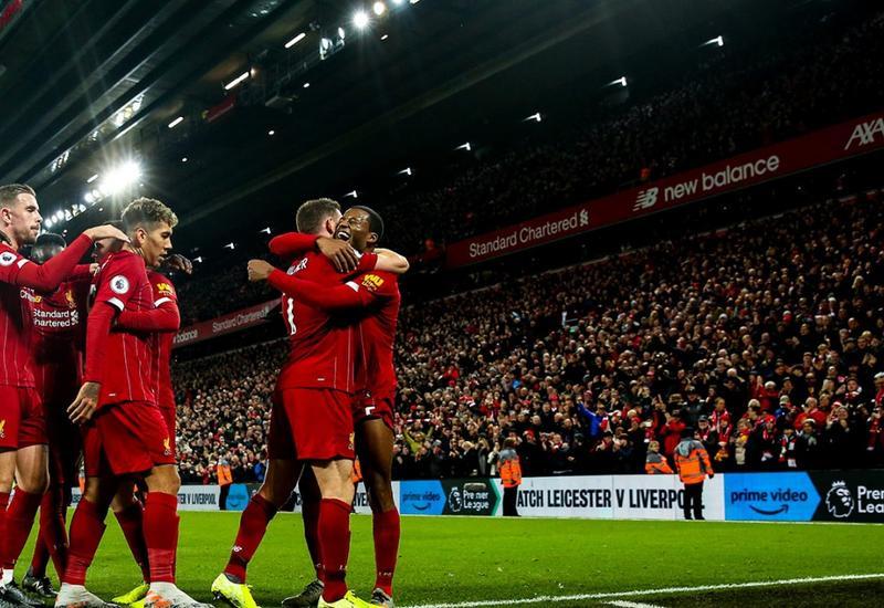 «Ливерпуль» установил клубный рекорд по количеству матчей без поражений