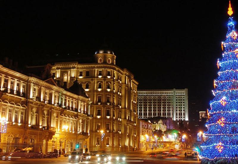 Азербайджан ждет наплыв туристов в Новый год