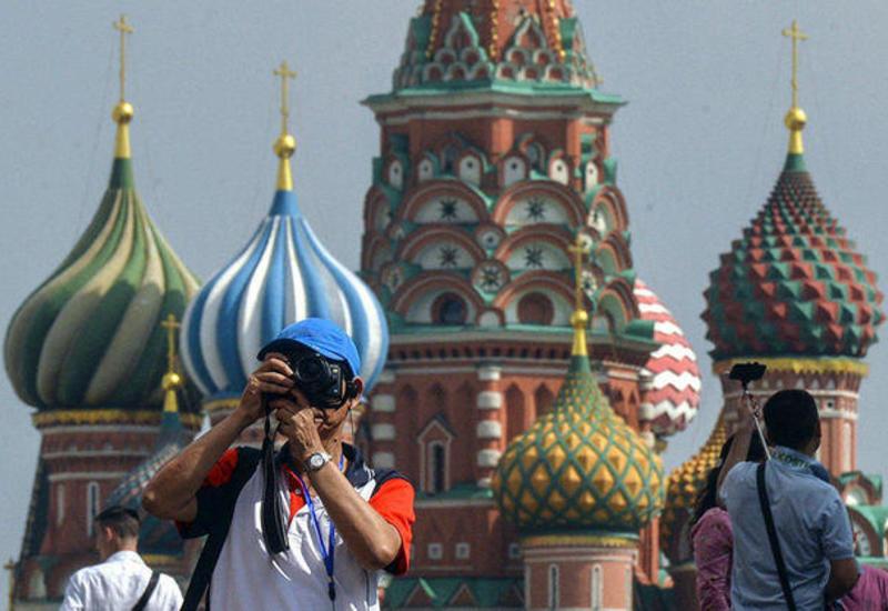 Азербайджан - ТОП-5 по въездному туризму в Россию