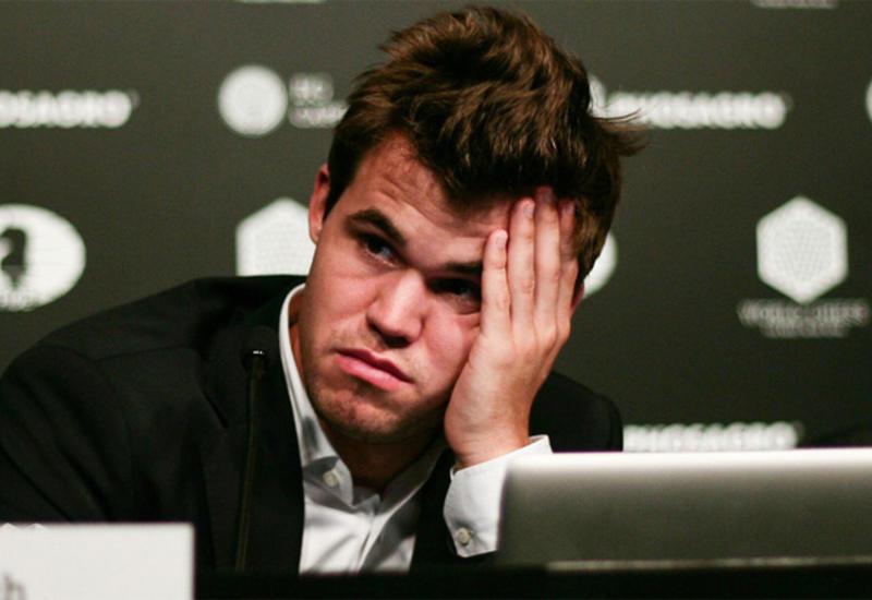 Чемпион мира Карлсен проиграл в полуфинале Grand Chess Tour
